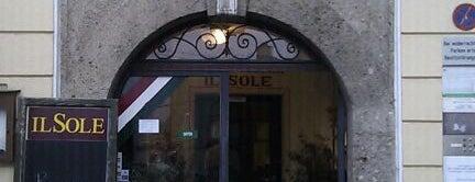 Pizzeria Il Sole is one of ♏️UTLU'nun Beğendiği Mekanlar.