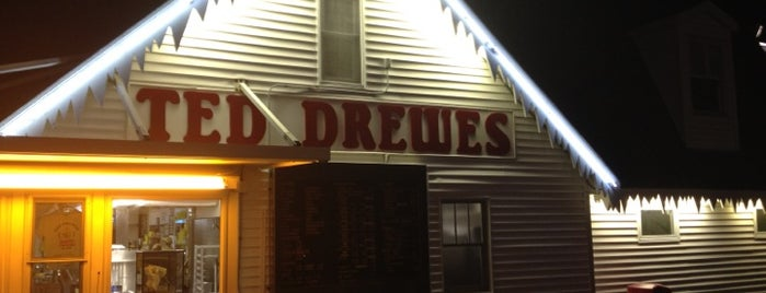 Ted Drewes Frozen Custard is one of 2013 Illinois-Missouri.