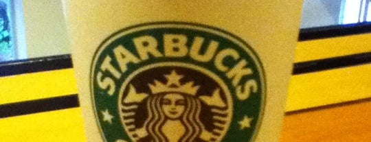 Starbucks is one of Cafeterías.