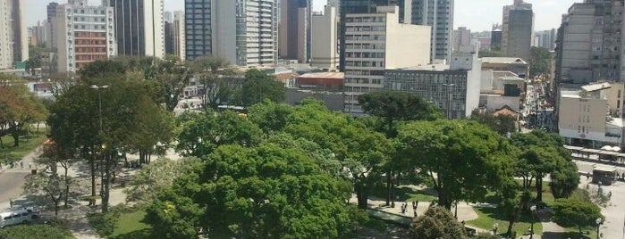 Praça Rui Barbosa is one of PELO MUNDO.....