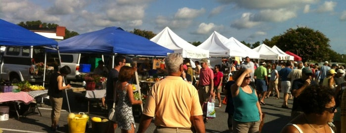Bethany Beach Farmers Market is one of Best of the Beach / Bay.
