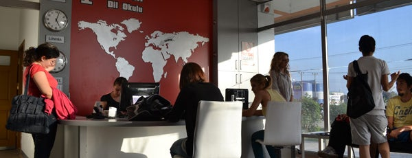 Bank Street Language Institute is one of Edirne Rehberi.