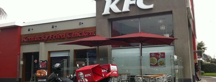 KFC is one of Paola'nın Beğendiği Mekanlar.