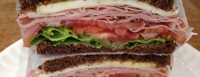 The Original Sandwich Shoppe is one of Earl of Sandwich 10X (NY).