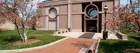 National Museum of African Art is one of IWalked WashDC's National Mall (Self-guided Tour).