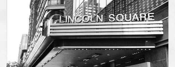 AMC Lincoln Square 13 is one of Home.
