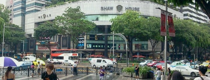 Shaw House & Centre is one of Retail Therapy Prescriptions SG.
