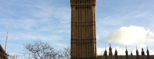 Elizabeth Tower (Big Ben) is one of UK.