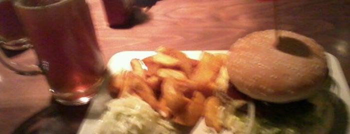 Louisiana Kid is one of Berlins Best Burger.