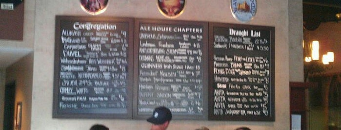 Congregation Ale House is one of Craft Beer in LA.