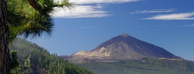 Teide Nationalpark is one of Urlaub mit dem Mietwagen: Teneriffa.