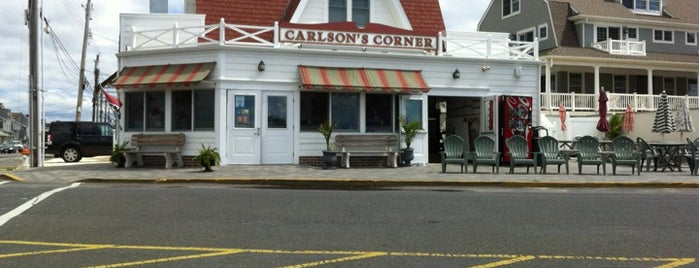 Carlson's Corner is one of Foodie NJ Shore 1.