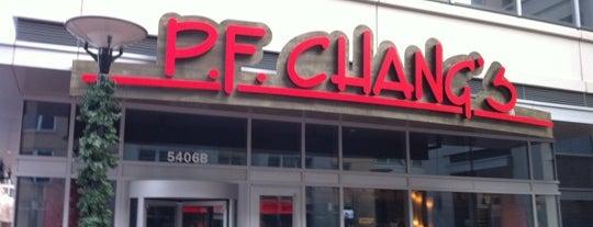 P.F. Chang's is one of สถานที่ที่ Nick ถูกใจ.