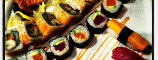 Wasabi Sushi is one of Sureyya: сохраненные места.