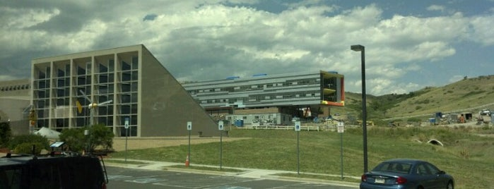 National Renewable Energy Laboratory is one of Colorado (CO).