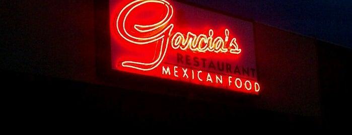 Garcia's Restaurant is one of Gespeicherte Orte von Macey.