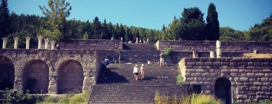 Sanctuary of Asklepios is one of สถานที่ที่ Mayte ถูกใจ.