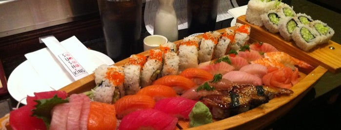 Sushi King is one of Guide to Albuquerque's best spots.