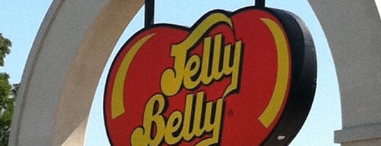 Jelly Belly Factory is one of My BEST of the BEST!.