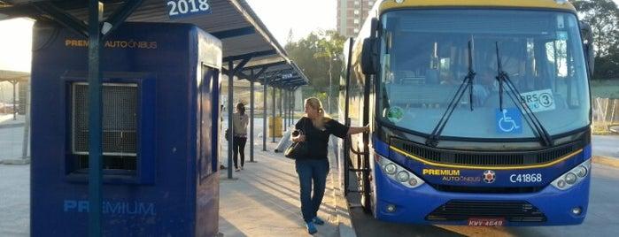 Linha 2018 - Aeroporto do Galeão / Alvorada is one of Posti che sono piaciuti a João Paulo.