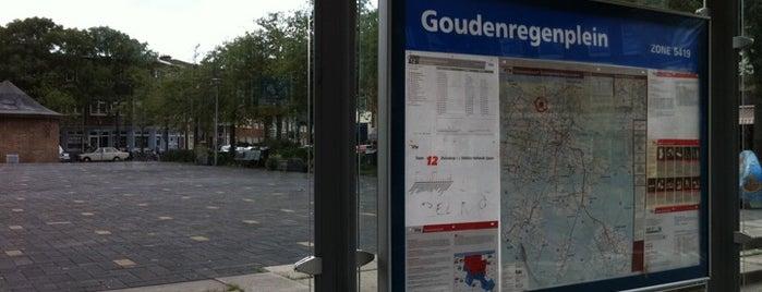 Goudenregenplein is one of Guide to The Hague's best spots.