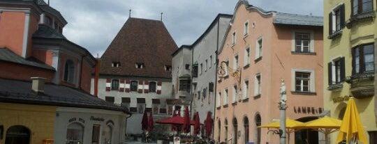 Hall in Tirol is one of Alpes bavaroises et Tyrol autrichien.