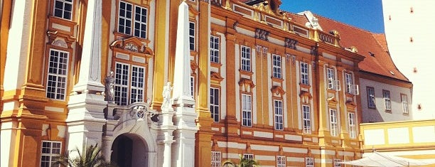 Stift Melk | Melk Abbey is one of Tempat yang Disukai Diana.