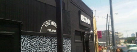 Exit/In is one of Nashville Venues.