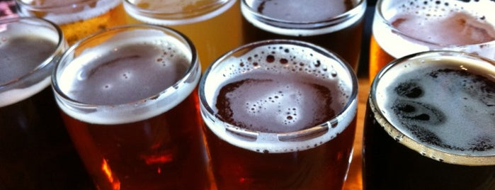 Rock Bottom Restaurant & Brewery is one of Guide to San Diego's best spots.