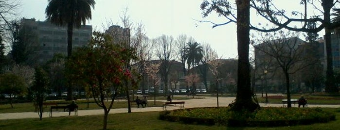 Praça da República is one of Locais curtidos por MENU.