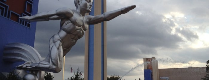 Fair Park is one of 67 Things to do in Dallas Before You Die or Move.