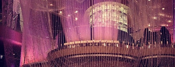 The Chandelier is one of Vegas.
