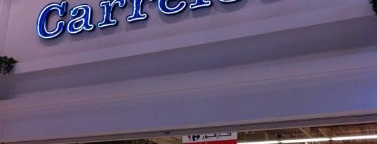 Carrefour is one of Zurab : понравившиеся места.
