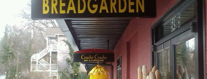 Breadgarden is one of Let's Eat!.