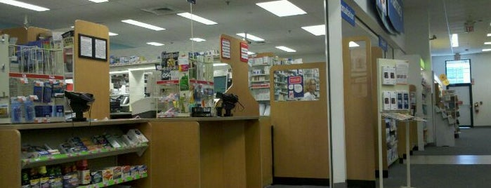 CVS pharmacy is one of Quick n Dirty.
