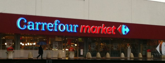 Carrefour Market is one of Negozi vari.