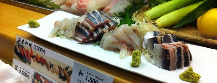 Tsukiji Sushisay is one of Tokyo.