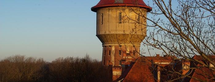 Čiekurkalna ūdenstornis | Water tower is one of Laikam būs jāaiziet.