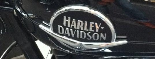 Harley Davidson is one of Tour de France.