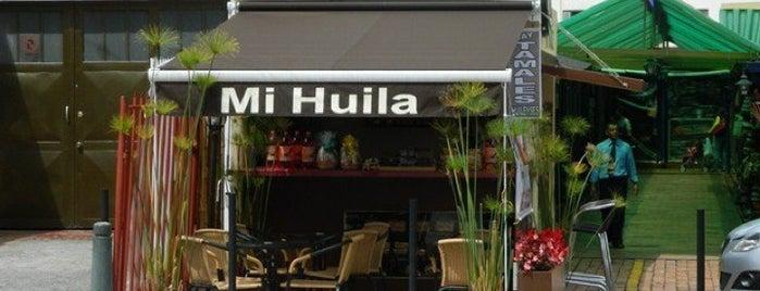สถานที่ที่บันทึกไว้ของ Raúl
