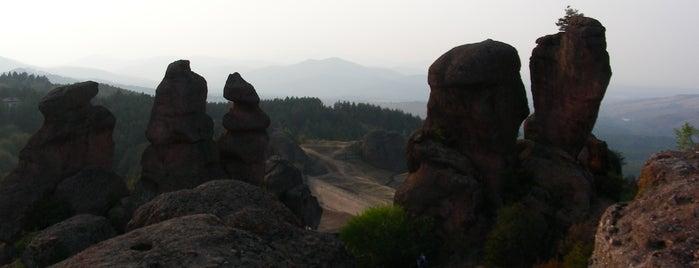 Белоградчишки скали (Rocks of Belogradchik) is one of The 100 National Tourist Sites.