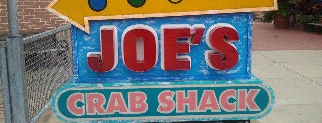 Joe's Crab Shack is one of Pittsburgh.
