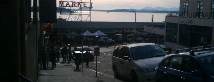 Steelhead Diner is one of 2012 MLA Seattle.