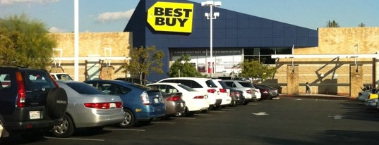 Best Buy is one of Shops.