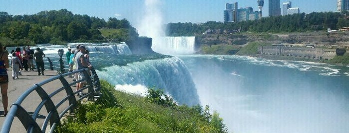 Niagara Falls State Park is one of Best Places to Check out in United States Pt 3.