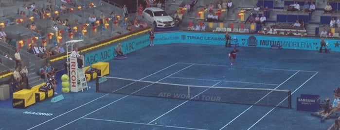 Mutua Madrileña Madrid Open is one of Spain.