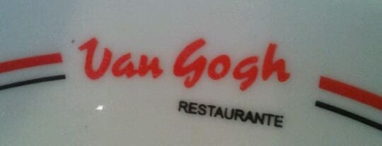 Van Gogh Pizzaria e Restaurante is one of 20 favorite restaurants.
