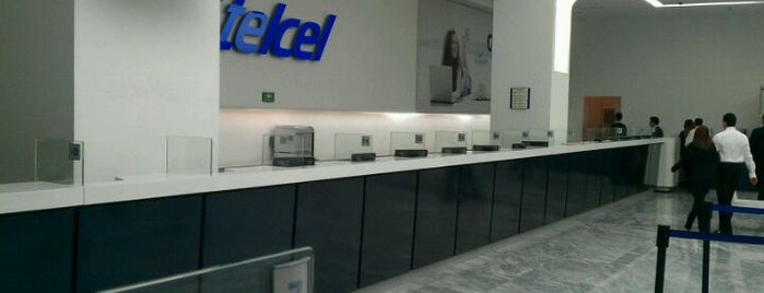 CAC Telcel is one of Places visited.