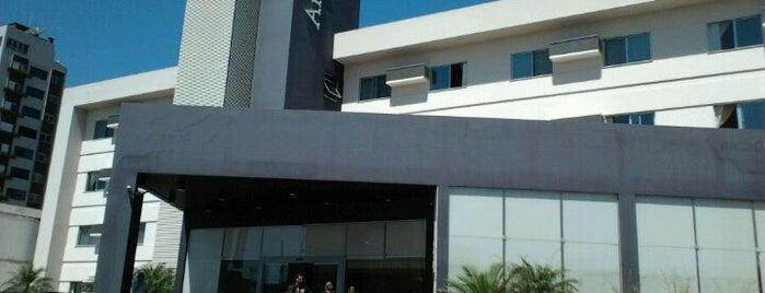 Art Hotel is one of Tempat yang Disukai Lívia.