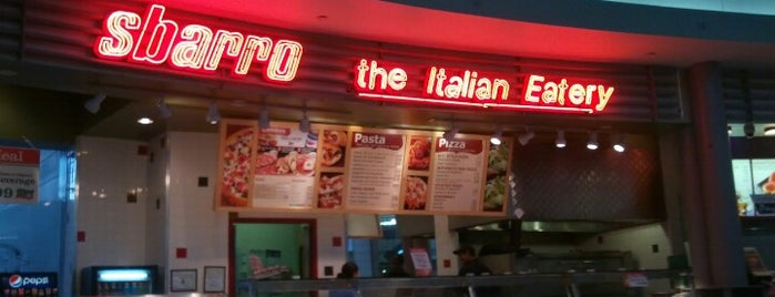 Sbarro is one of PXP.